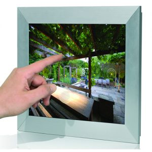 Light Symphony Wireless Picture Touch Panel