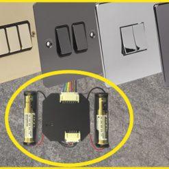 Light Symphony Wireless Wall Switch