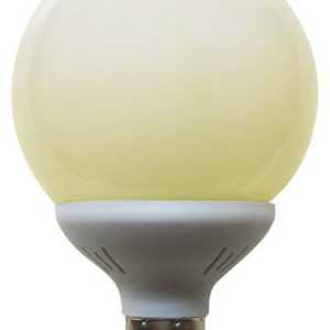 Globe Light Bulb Warm White