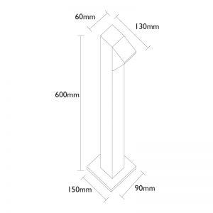 qubus towerlite dimensions