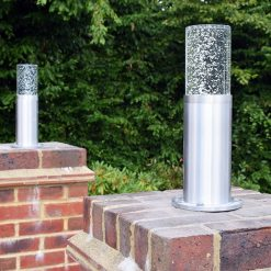 Aluminium Bollards & Path Lights