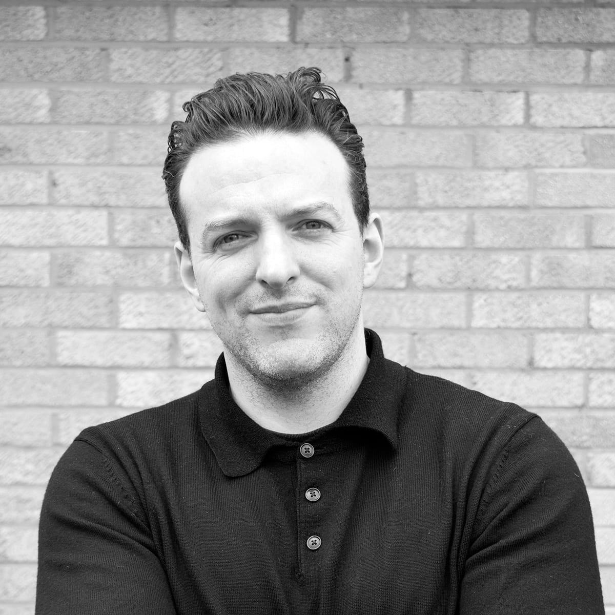 Ben Courtney - Design & Marketing Manager