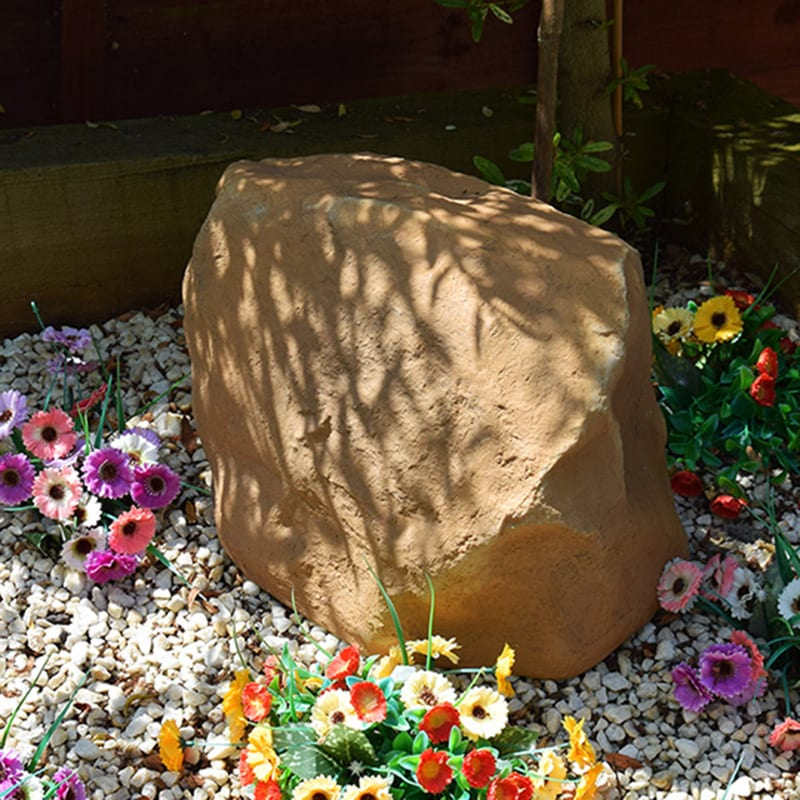Luxrox Sandstone Outdoor Rock Lights