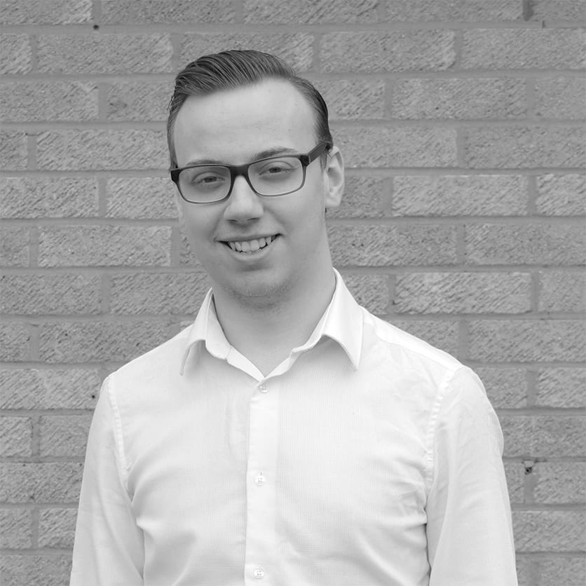Mitchell Cox - Design & Marketing Assistant