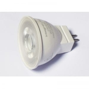 Warm White LED MR11 Bulb