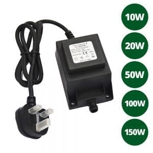 12v Waterproof Transformer