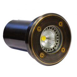 Decimax-Brass 240v recessed light