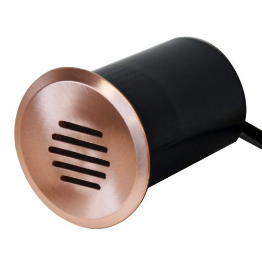 Linalite-Copper recessed light