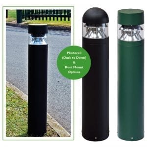 Parabola - Pro Bollard Lighting