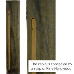 Radiata Hardwood Strip