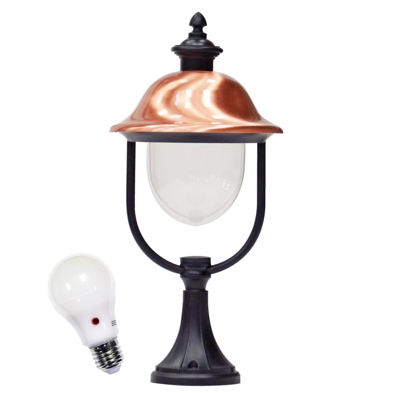 photocell for post light