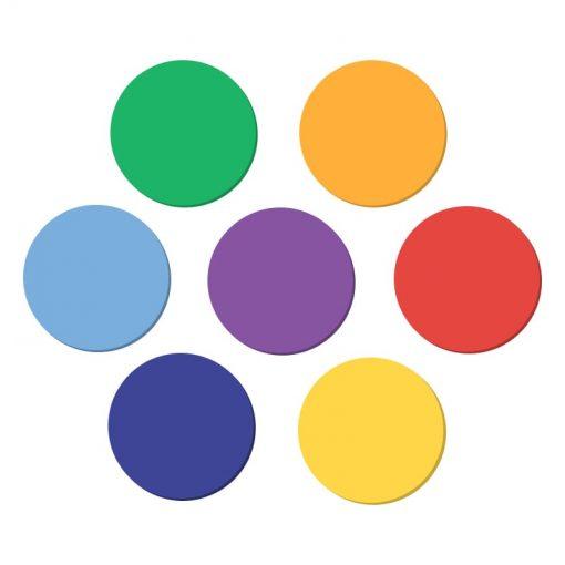 Coloured Dichroic Lenses