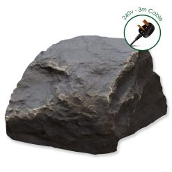 Luxrox 3 Slate Grey 240v 3m - LED Rock Light