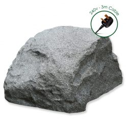 Luxrox 3 White Granite 240v 3m - LED Rock Light