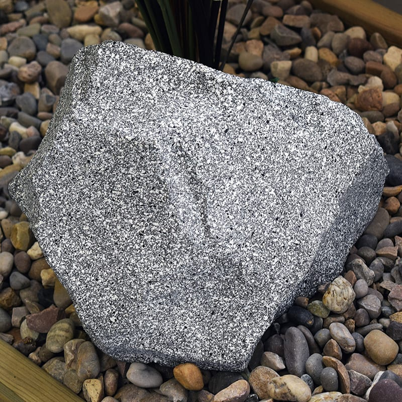 Luxrox White Granite - Outdoor Rock Lights