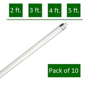 T5 Tube Pack of 10