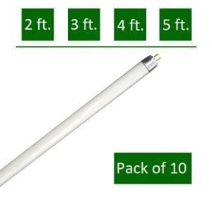 T5 Tube Pack of 10