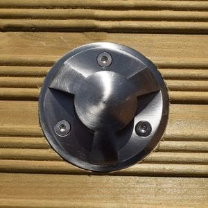 Stainless Steel Recessed Lights & Deck Lights