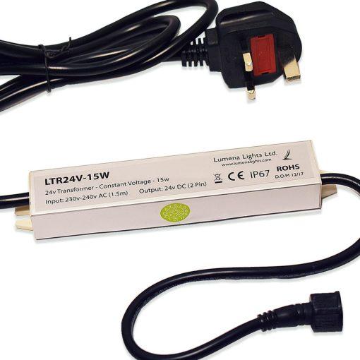 24v constant voltage LED driver 15W