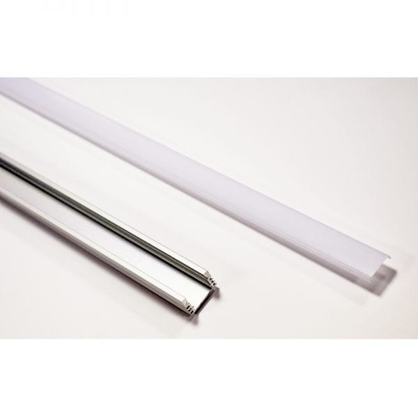 Aluminium Profile for LED strips 2