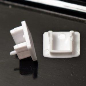 Aluminium Profile End Caps