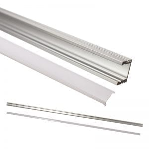 Aluminium Profile for LED strip 1
