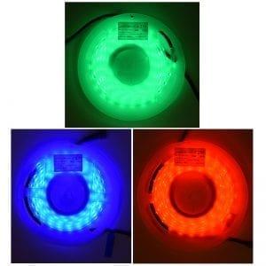 24v Coloured LED Strip Lights