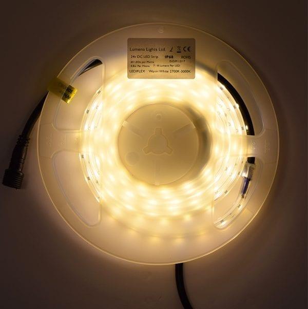 LED Strip Lights - Warm