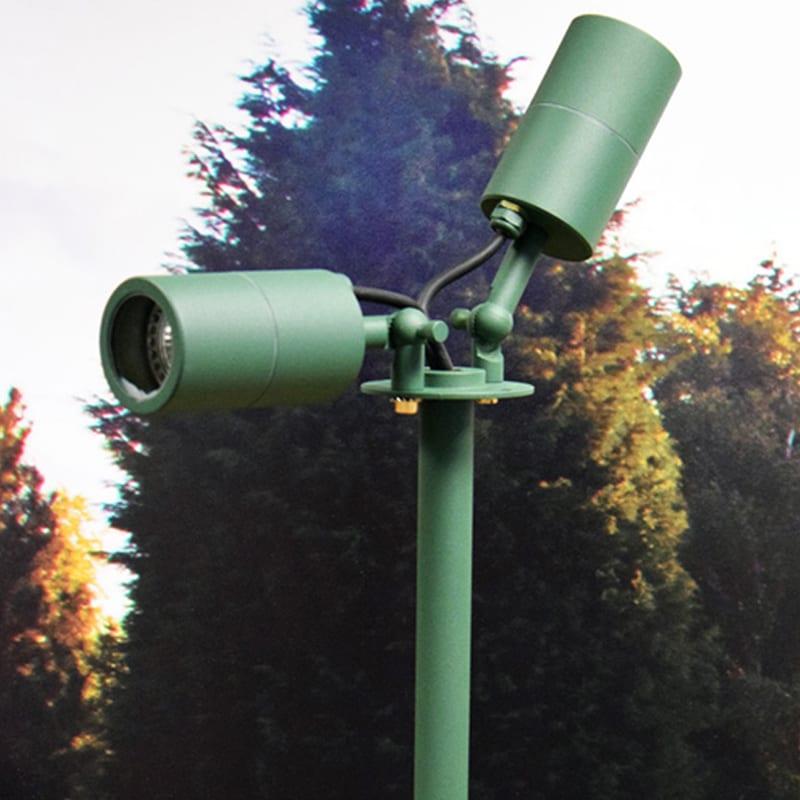 Dusk To Dawn Light Rural King: Ultra Spikelight 360 Green