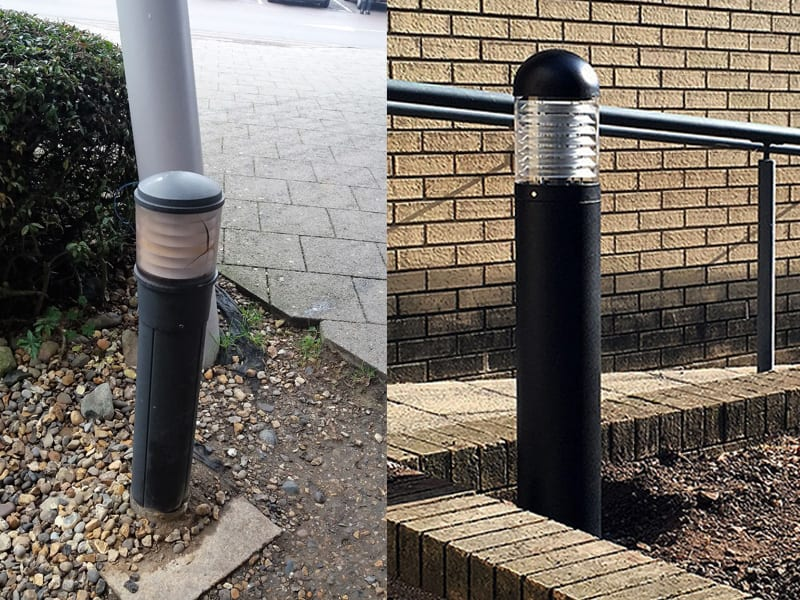 Illuminated Bollards - LED Bollards - Bollard Lights - Helpful Information
