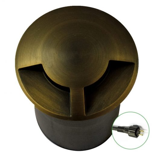 Brass Recessed Light 12v
