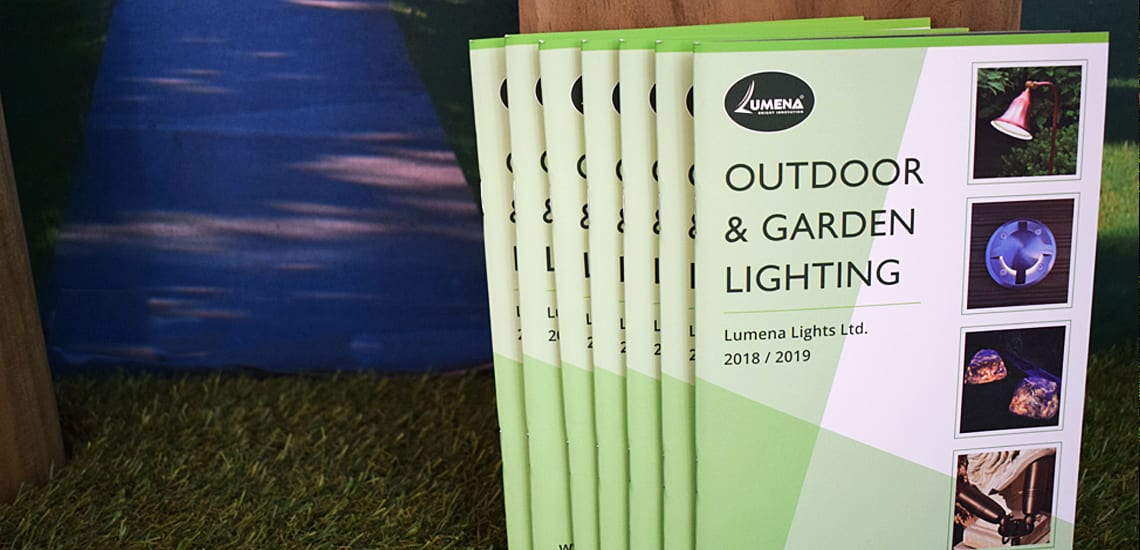 Low Voltage Garden Lights & Outdoor Lighting UK Catalogue 2018