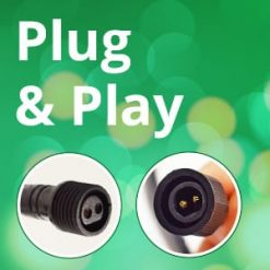 Plug and Play Garden Lighting
