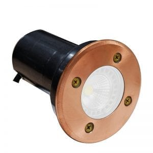 Copper Decking Light