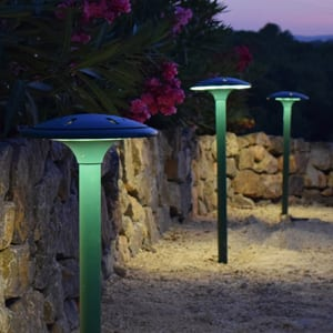 Anti Glare Lighting - Spreadlights - Low Voltage Garden Lights
