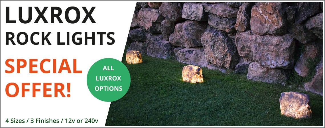 Garden Rock Lights - Offer