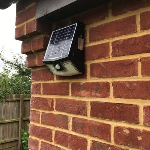 Secursol 7W Solar Light