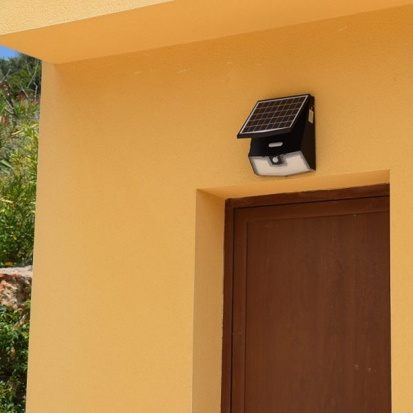 Secursol PIR Solar Light