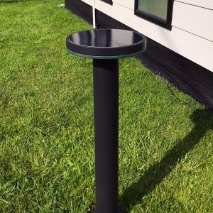 Solar Post Light - Halopost