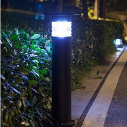Panama Illumnated Solar Powered Bollard