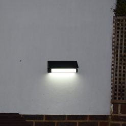 Security Solar Wall Light - Alerta