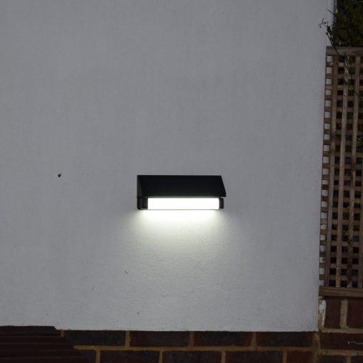 Security Solar Wall Light - Alerta