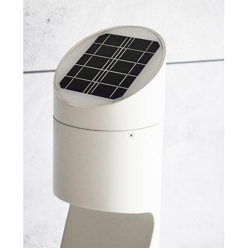 Eccentrica White Solar Panel