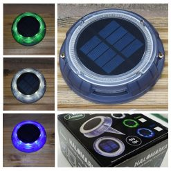 Halomarka Solar Decking Light