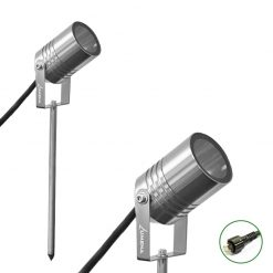 12v stainless steel spike light
