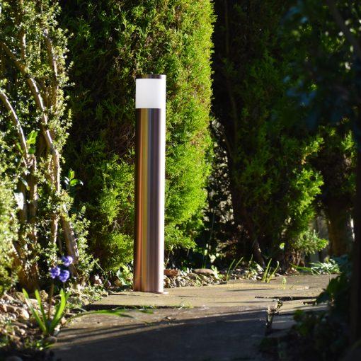 garden post light 240v