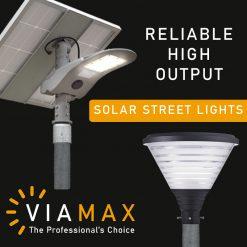 ViaMAX - Solar Street Lights