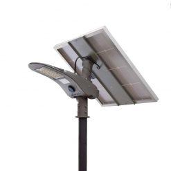 solar powered street light LED