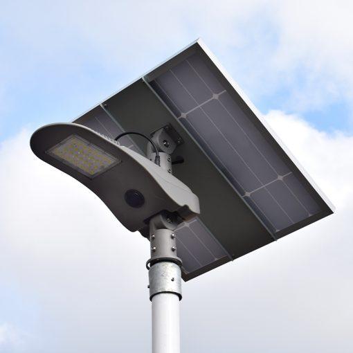 solar powered street light - viamax dominium