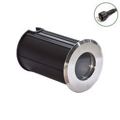 mini recessed / deck light